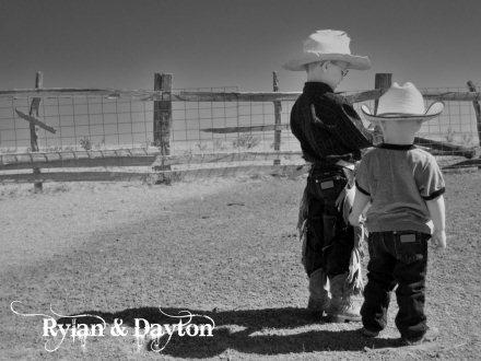 Ryan and Dayton