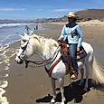 2015-05-27-19 On Cayucos Beach, California