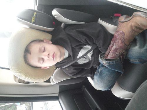 2015-01-12-1 Cowboy in training - Wyatt Bell